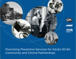 CDC -Promoting Preventive Services for Adults 65 and older