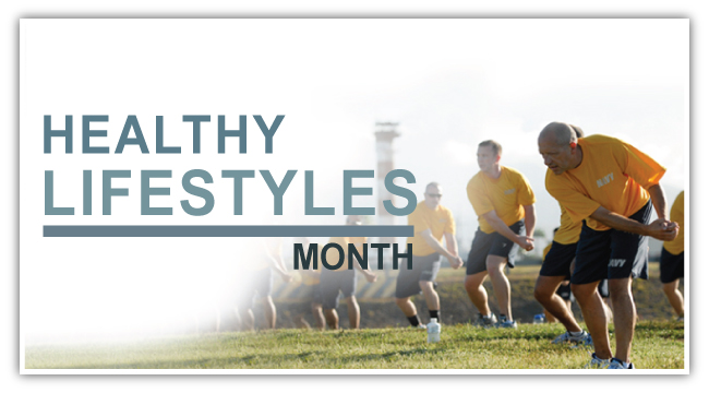 Healthy Lifestyle Every Month