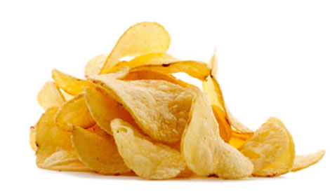 Putting on weight with chips