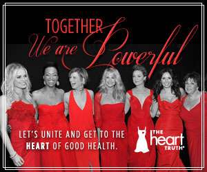 The Heart Truth: National Wear Red Day, Friday, February 1, 2013. Get Involved!