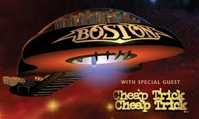 Boston/Cheap Trick at the Mohegan Sun