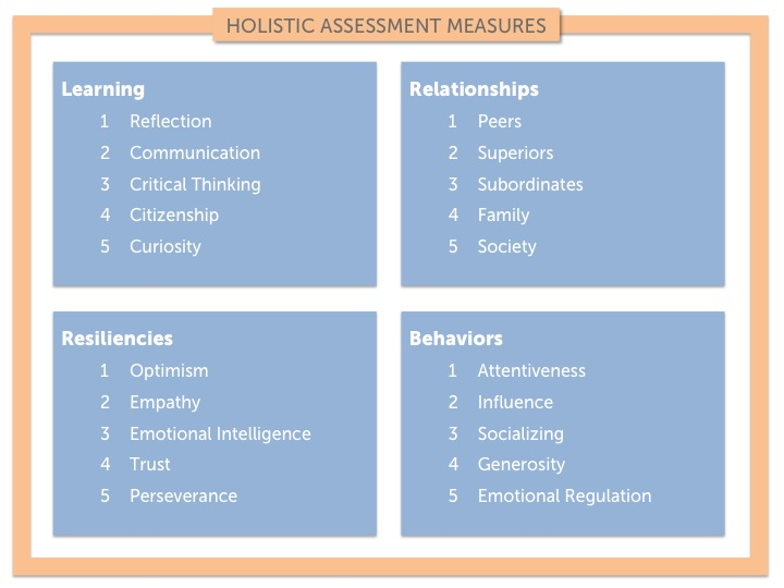 Holistic Measures