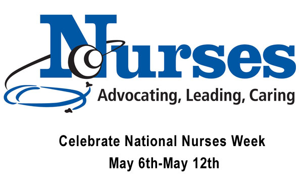 May 6-12, 2015, Nurses Week