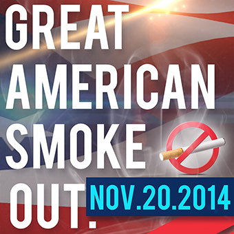 2014 Great American Smokeout