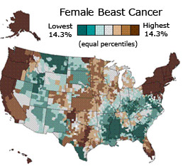 Breast Cancer Rates