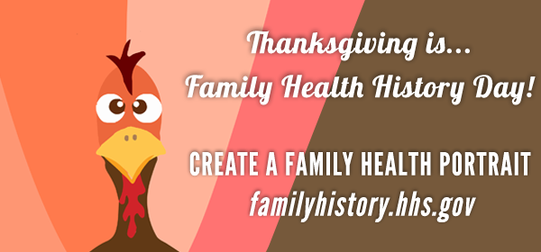 Family Health History Day
