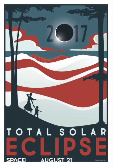 Aug 21 Total Solar Eclipse