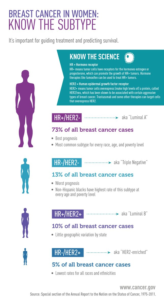 Breast Cancer Types