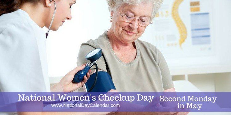 National Women's Check-up Day