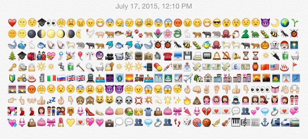 July 17th is World Emoji Day