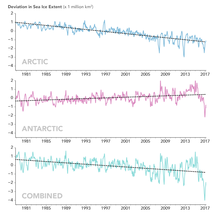 Sea Ice Trends