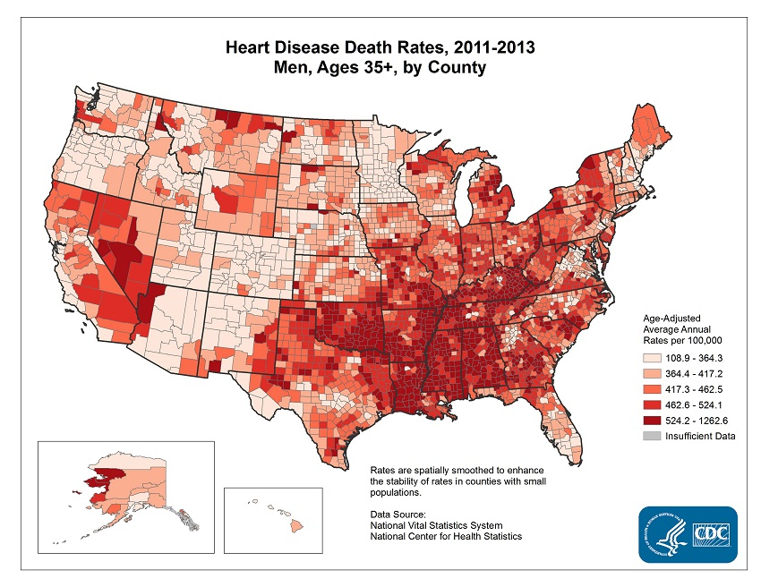 Men and Heart Disease