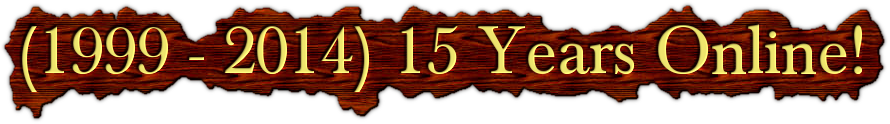 15 years and counting, thanks for visiting over the years!