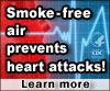 Second hand smoke triggers heart attacks