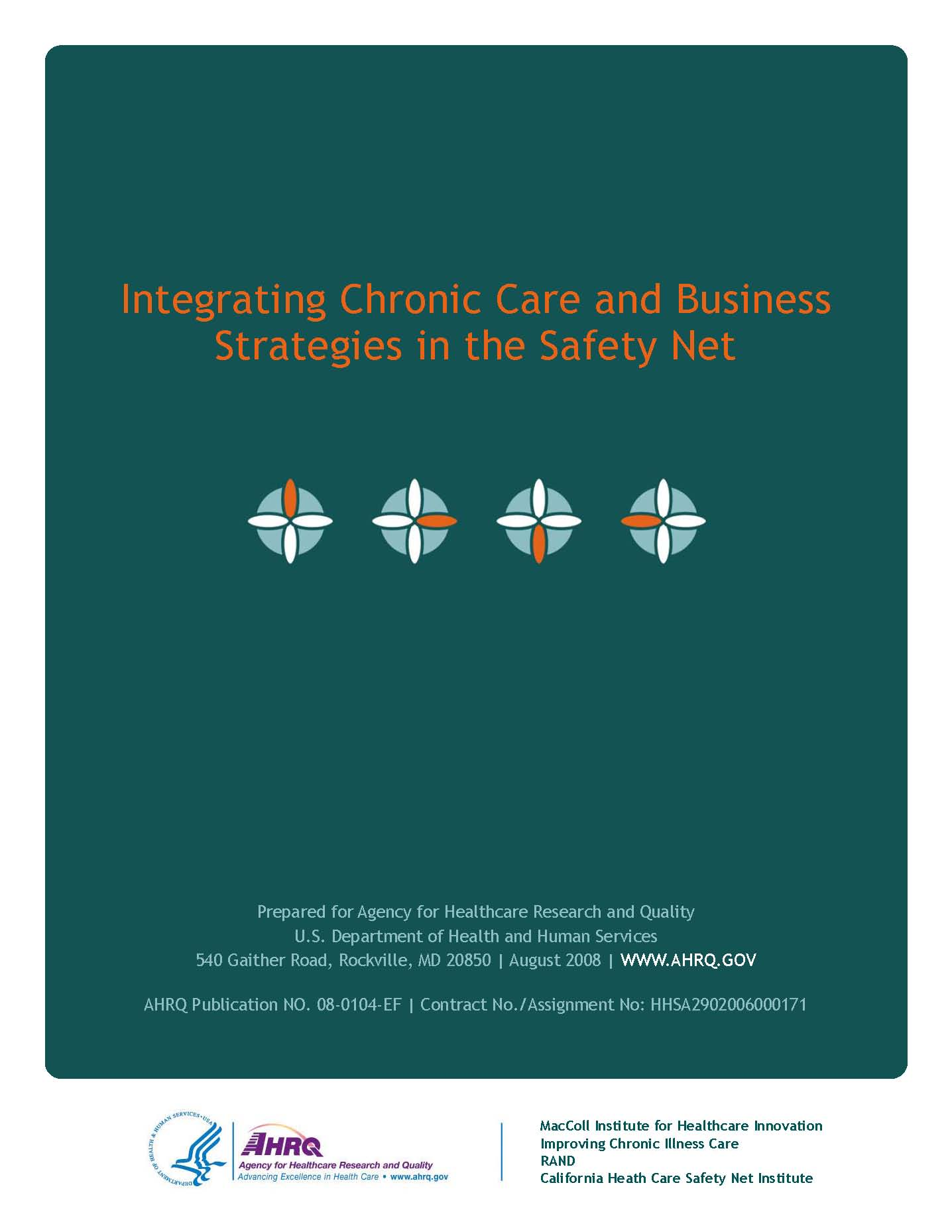 Chronic Disease Toolkit