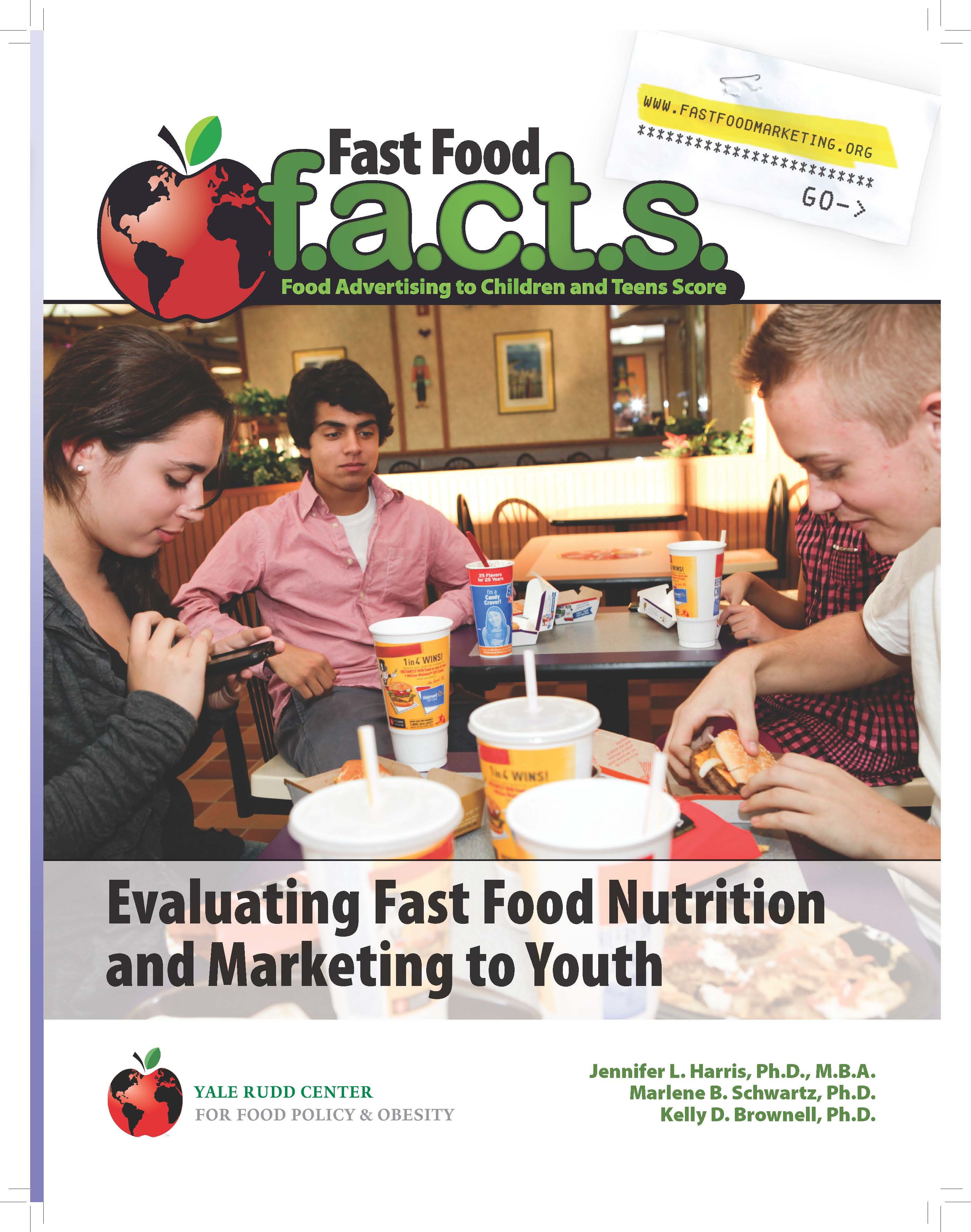 Evaluating Fast Food Nutrition