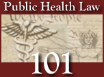 CDC Public Health Law course