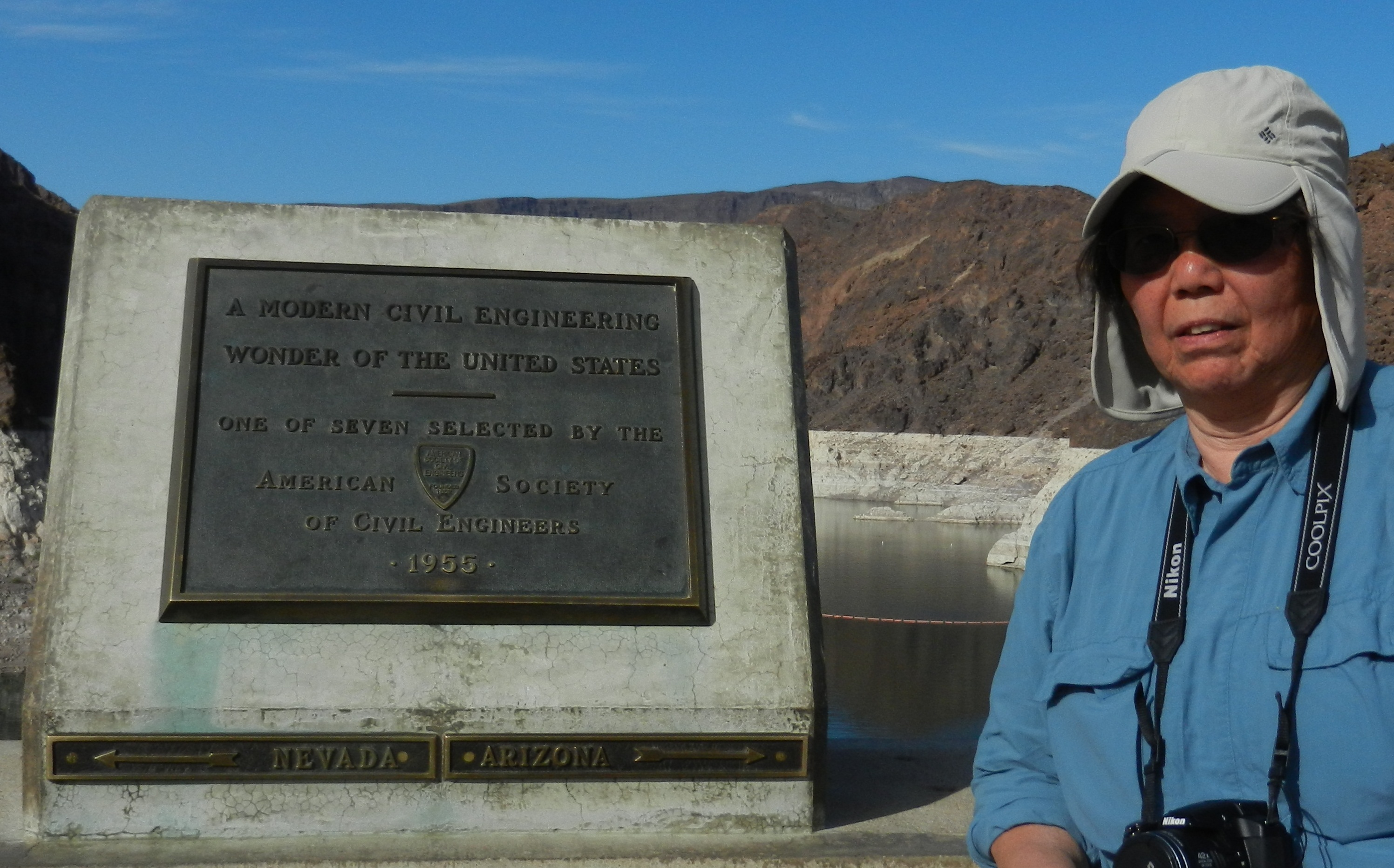 2015 at the Hoover Dam