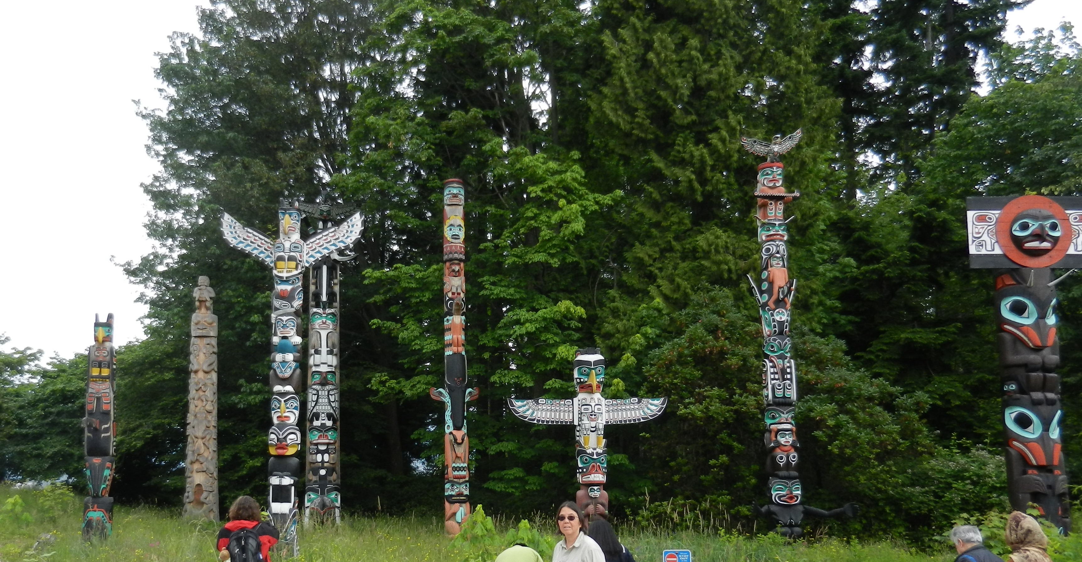 Totem Park, Vancouver, Canada